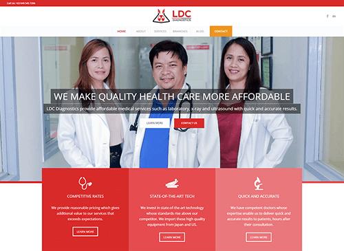 jiffy.ph client ldcdiagnostics md
